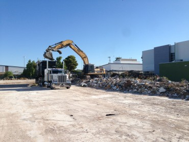 Dickens Quality Demolition - Greenway High School