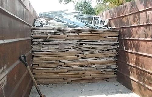 Efficient Load-Out
